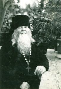 Преподобний Амфілохій Почаївський, схиігумен Свято-Успенської Почаївської Лаври