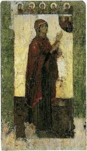 Боголюбська ікона Божої Матері (першообраз)