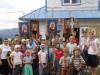Івано-Франківську єпархію відвідали з паломницько-екскурсійною поїздкою діти з багатодітних сімей м. Києва
