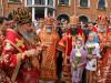Єпископ Тихон співслужив Блаженнішому Митрополиту Онуфрію у Свято-Аннинському монастирі на Буковині