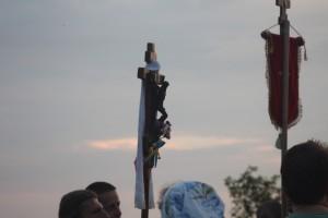 Яскраві моменти хресного ходу до Почаївської Лаври