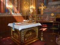 Архієрейське богослужіння у кафедральному соборі Різдва Христового