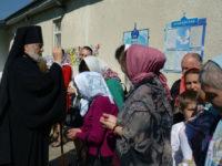 У Неділю 8-му після П'ятидесятниці єпископ Тихон очолив Літургію в кафедральному соборі