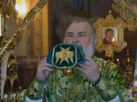 Єпископ Тихон очолив Богослужіння в Неділю 18-ту по П'ятидесятниці