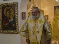 Преосвященніший єпископ Тихон  очолив Літургію в Спасо-Преображенському храмі у Неділю 12-ту після П'ятидесятниці
