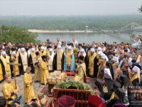 Предстоятель благословив у День Хрещення Русі особливе молитовне правило всім вірянам УПЦ