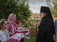 """Парафія на честь ікони """"Спаса Нерукотворного"""" відзначила престольне свято (+ФОТО)"""