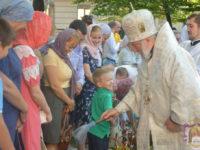 Громада Спасо-Преображенського храму Івано-Франківська відзначила престольне свято