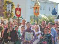 Яскраві миті Хресного ходу до Почаєва (ФОТОРЕПОРТАЖ)