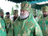 Єпископ Тихон взяв участь у святковому богослужінні в день прмч. Афанасія Брестського