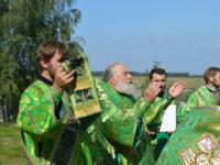 В день пам'яті прп. Іова єпископ Тихон очолив Богослужіння на малій батьківщині святого