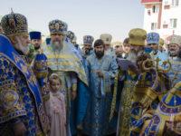"""Єпископ Тихон молитовно відзначив День народження під час престольного свята храму """"Всецариці"""" (ФОТО, ВІДЕО)"""