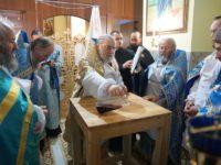 Єпископ Тихон співслужив Предстоятелю УПЦ під час святкового богослужіння в Успенському монастирі с. Кулівці на Буковині