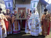 Парафія храму на честь вмч. Димитрія Солунського відзначила престольне свято