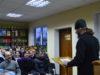 При кафедральному соборі відбувся літературний вечір