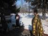 Православна громада с. Острівець помолилася за спокій душі Тараса Григоровича Шевченка