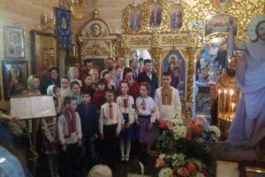 Учні недільних шкіл вітають з Великоднем (+ВІДЕО)