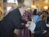 У День тезоіменитства єпископ Тихон роздав пасхальні подарунки літнім та потребуючим парафіянам