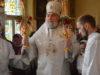 У Світлий Понeділок керуючий єпархією звершив Божественну літургію у Спасо-Преображенському храмі