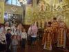 Учні Недільної школи привітали єпископа Серафима зі святом Пасхи