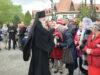 Єпископ Серафим відвідав громаду смт. Богородчан, яку позбавили храму