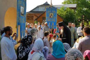 Громада с. Кобаки відзначила престольне свято