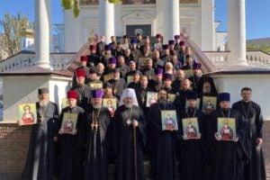 Голова єпархіального відділу душпастирської опіки взяв участь у семінарі для духовенства, яке опікується засудженими