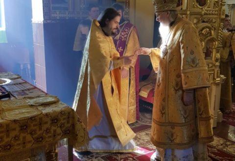 Недільне архієрейське богослужіння