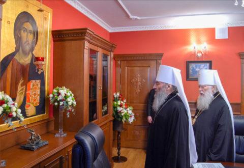 Священний Синод: Дії Константинопольського Патріарха — порушення принципу соборності Церкви