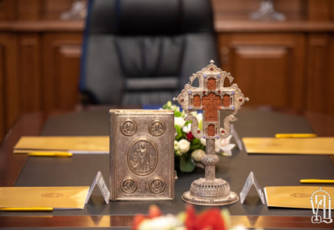 Заява Священного Синоду УПЦ щодо останніх подій у сфері міжправославних відносин