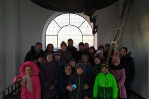 Паломницька поїздка учнів воскресної школи до Свято-Успенської Почаївської Лаври