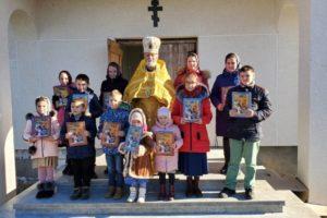 При Свято-Успенському храмі с. Старий Гвіздець розпочала роботу недільна школа для дітей