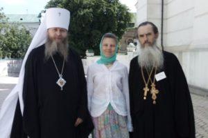 Клірик єпархії взяв участь у IX Всеукраїнській конференції керівників єпархіальних відділів УПЦ у справах сім'ї