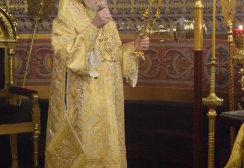 Святих ап. Петра і Павла. Архієрейське Богослужіння у соборі Різдва Христового