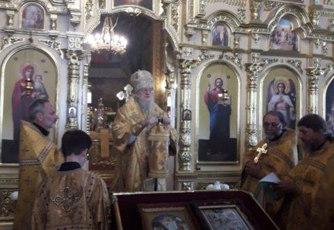 Неділя 3-я по П'ятидесятниці. Собор Галицьких святих