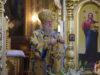 митрополит Серафим звершив Божественну Літургію у кафедральному соборі